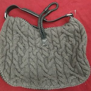 Banana republic sweater bag